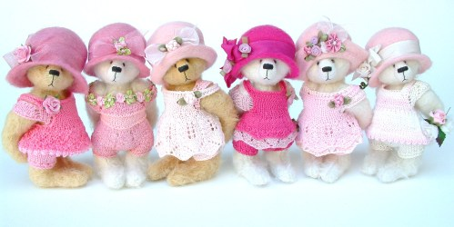 anne's bears