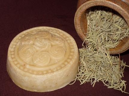soap rosemary