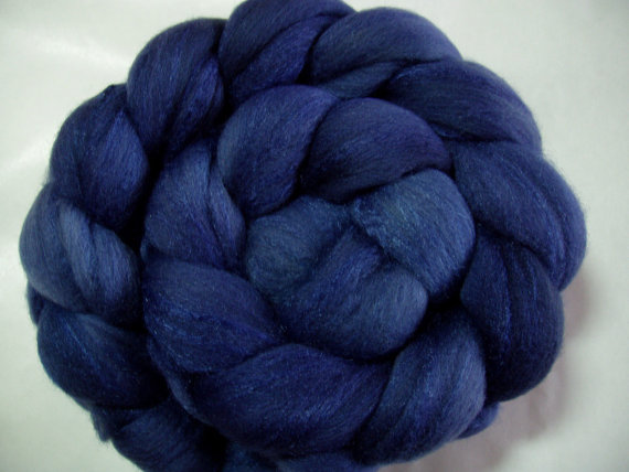 merino silk blues