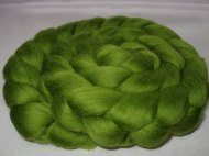 leaf green braid